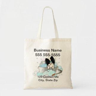 K9 Grooming Business Tote Bag