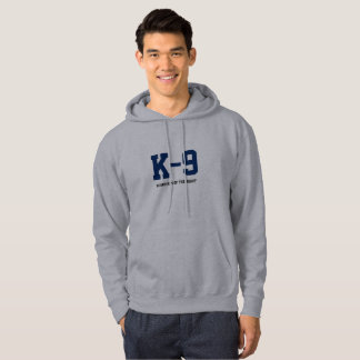 K9 Guardians of the night Hoodie