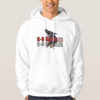 K9 HANDLER HOODED SWEATSHIRT