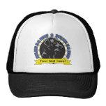 K9 Labrador Retriever Mesh Hats