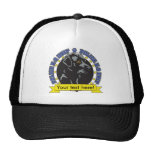 K9 Labrador Retriever Trucker Hat