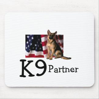 K9 Partner Mouse Pad