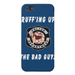 K9 Police Dog iPhone 5 Cases