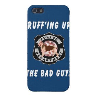 K9 Police Dog iPhone SE/5/5s Case