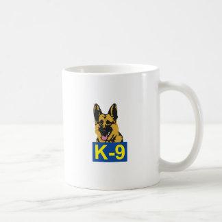 K9 POLICE DOG COFFEE MUG
