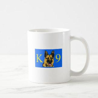 K9 POLICE DOG COFFEE MUGS