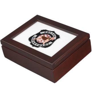 K9 Police Memory Box