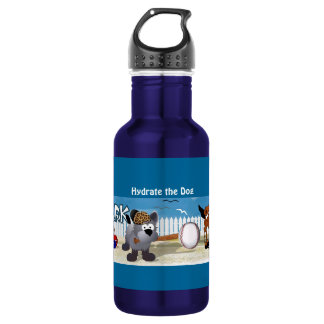 K9 Quench Stainless Steel Water Bottle