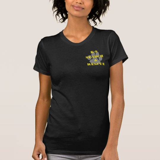 K9 Search and Rescue v2 T-Shirt