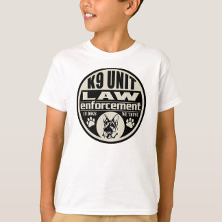 K9 Unit In Dogs We Trust T-Shirt