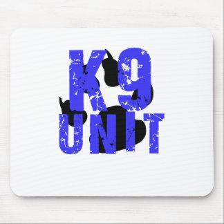 k9 Unit Mouse Pad