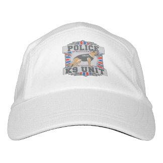 K9 Unit Police German Shepherd Headsweats Hat