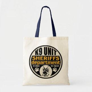 K9 Unit Sheriff's Department Bag