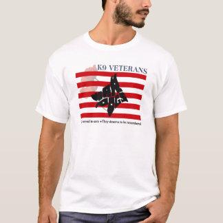 K9 Veterans Remembrance Day T-Shirts