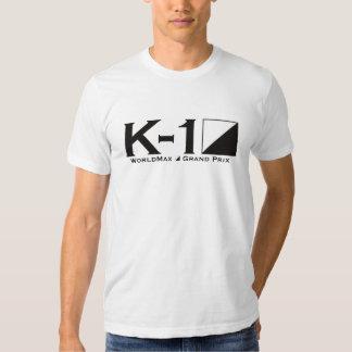 K-1 WorldMax Grand Prix Combination Shirt