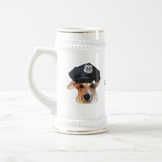 K-9 Cop -Dad's Official Beer Stein
