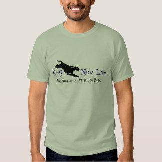 K-9 New Life T-shirt