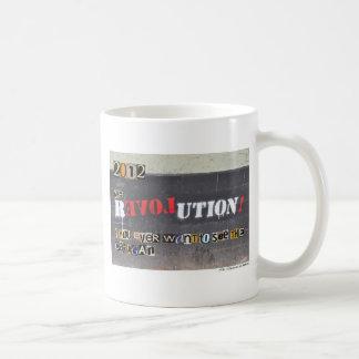 K-9 Revolution - Ron Paul 2012! Coffee Mug