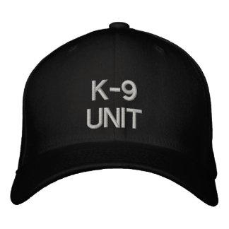 K-9 UNIT BASEBALL CAP