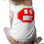 K-9 UNIT DOG CLOTHING