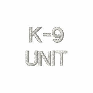 K-9 UNIT POLO SHIRT
