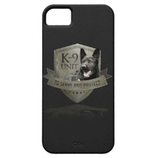 K-9 Unit GSD iPhone SE/5/5s Case