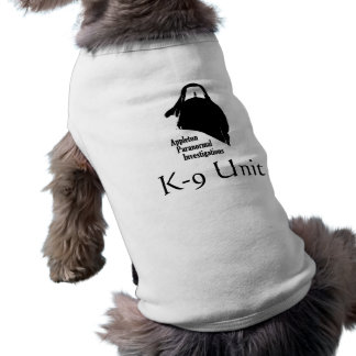 """""""K-9 Unit"""" Pet Shirt"""