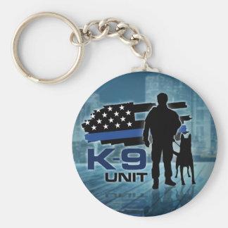 K-9 Unit  -Police Dog - Malinois Keychain