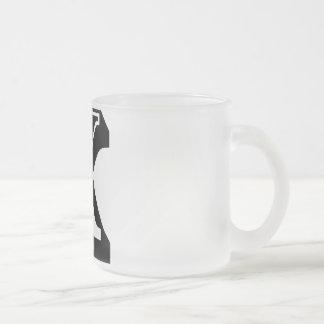 K Alphabet Letter Word Text Tee Coffee Mugs