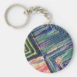 k Artisanware Knit Key Chains