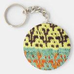k Artisanware Knit Keychains