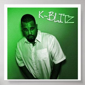 K-Blitz Poster