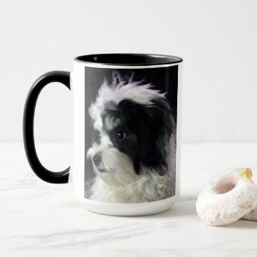 Coffee Themed K-CEE Large Coffee Mug