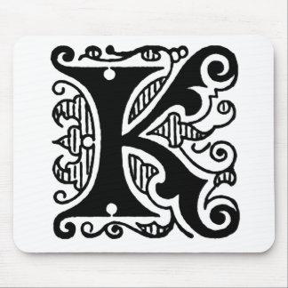 K Design Mouse Pad