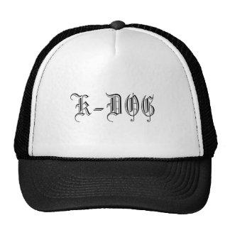 K-DOG TRUCKER HAT