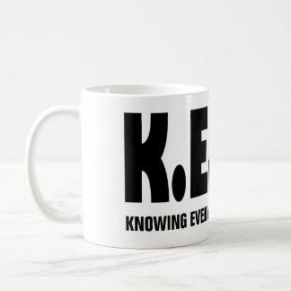 K.E.P.O. COFFEE MUG