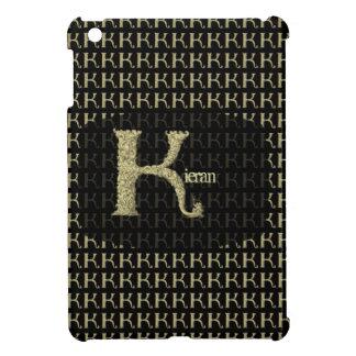 K - El alfabeto de Falck (de oro