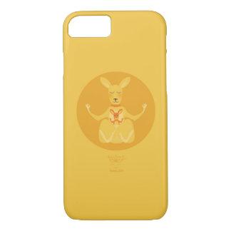 K está para el canguro funda iPhone 7
