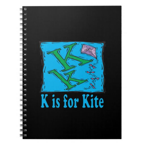 K está para la cometa 3 libros de apuntes