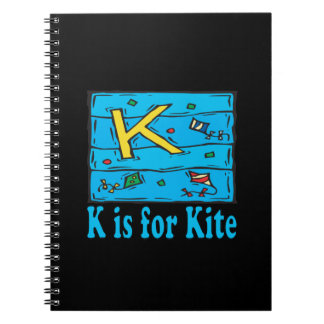 K está para la cometa 4 cuadernos