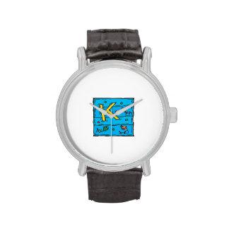 K está para la cometa relojes de pulsera