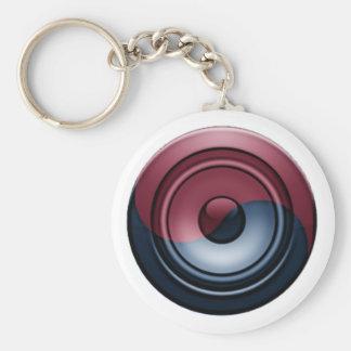 K-Estallido (edición de Damju) Llavero Redondo Tipo Pin