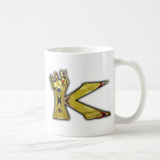 K for King Coffee Mug