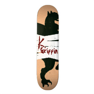 """K. Griffin"" Tattoo Bleed Killosopher Deck"