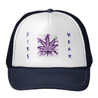 K I B S Canna Cap Mesh Hat