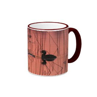 K i c k o f f ringer coffee mug