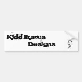 K.I.D. Bumper Sticker
