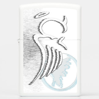 K.I.D. O12 (White) Zippo Zippo Lighter