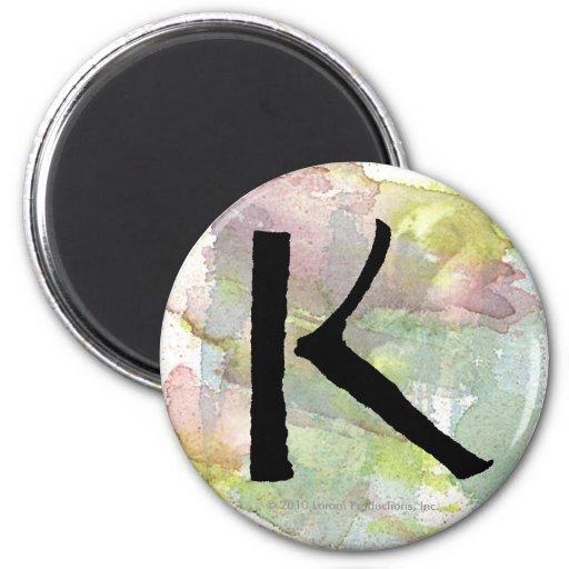 K - Imán