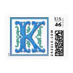 K inicial - Letra K
